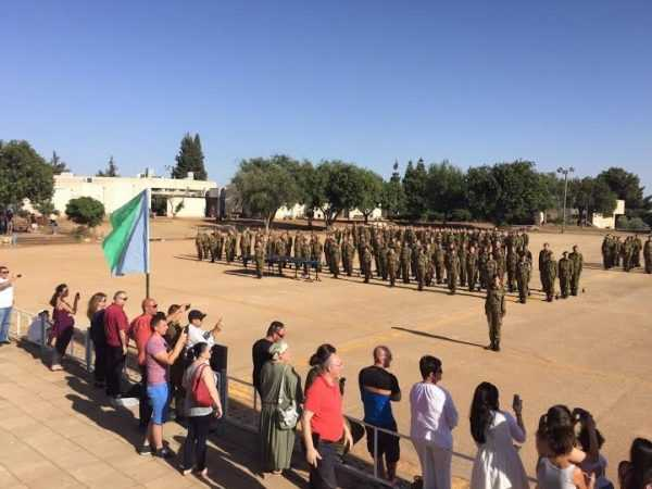 Выпускники НААЛЕ в израильской армии