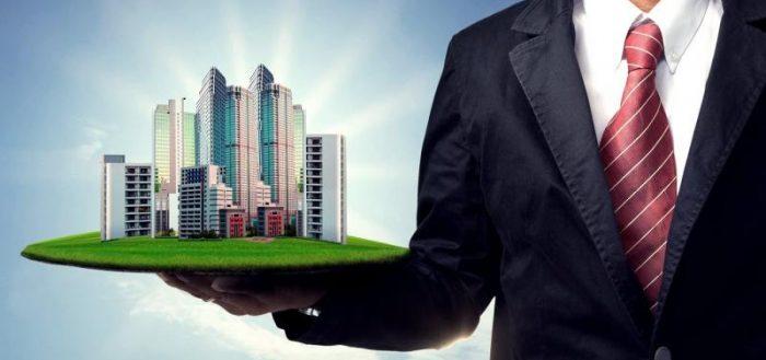 коммерческая недвижимостью