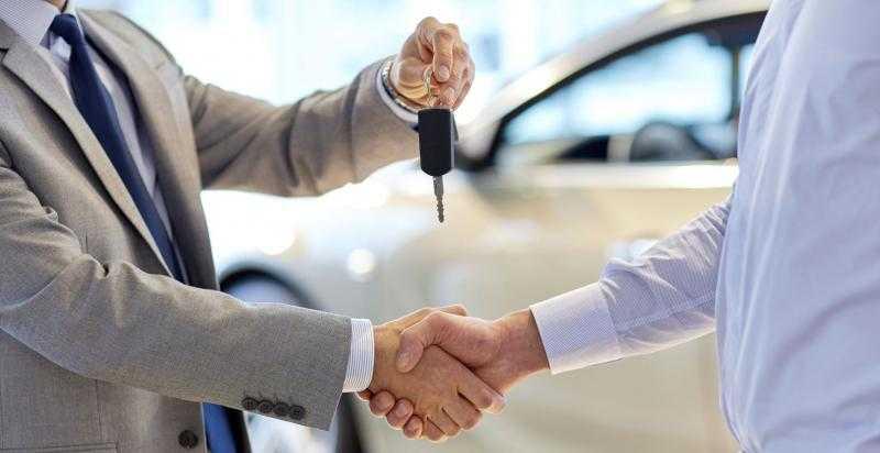 Акт приёма-передачи транспортного средства к договору купли-продажи