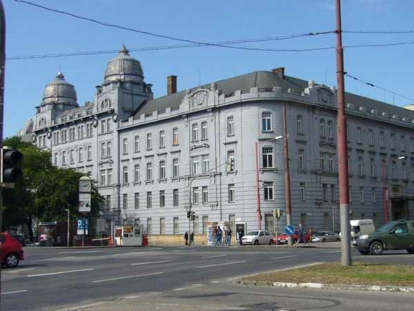 Университет Братиславы