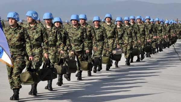 Миротворческий контингент ООН