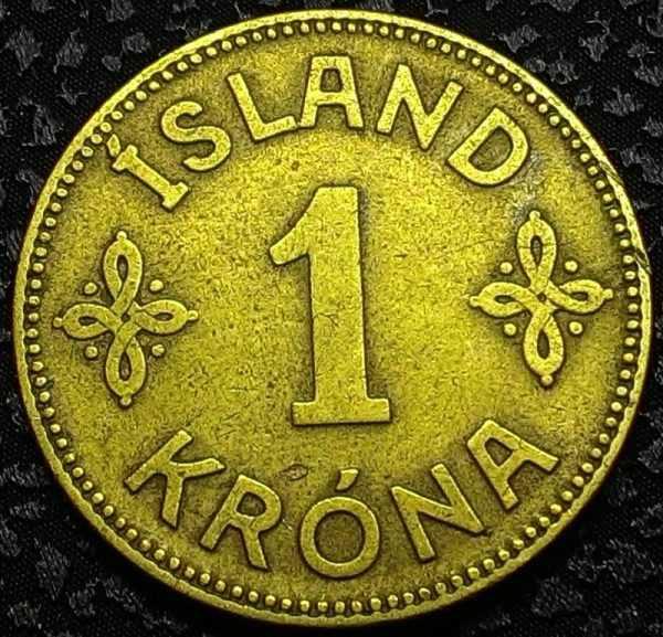 Крона Исландии
