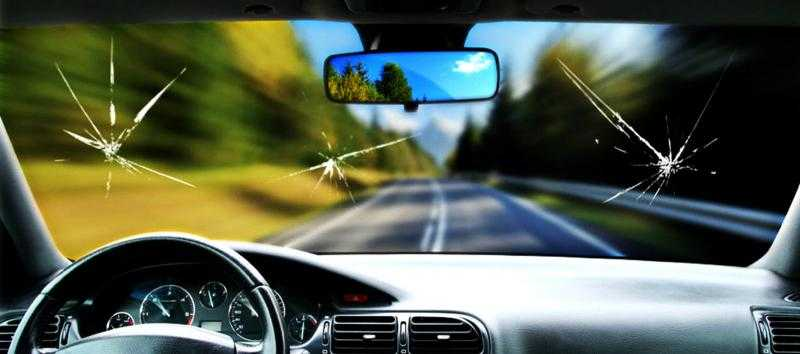 Техосмотр 2018: трещина на лобовом стекле