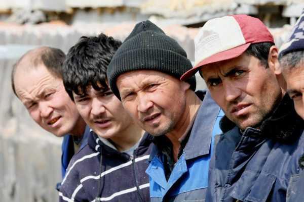 Казахи в России