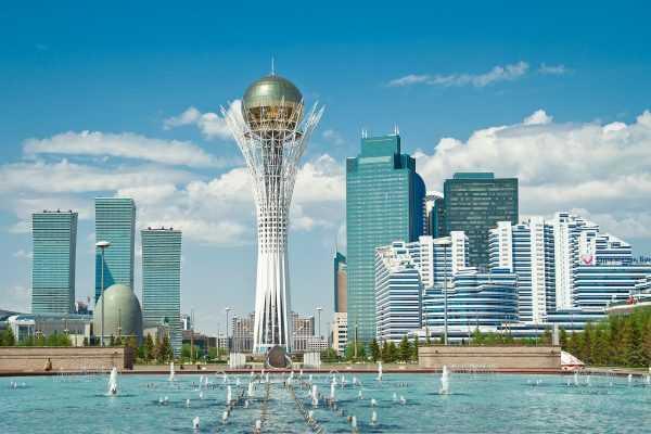 Астана — столица Казахстана
