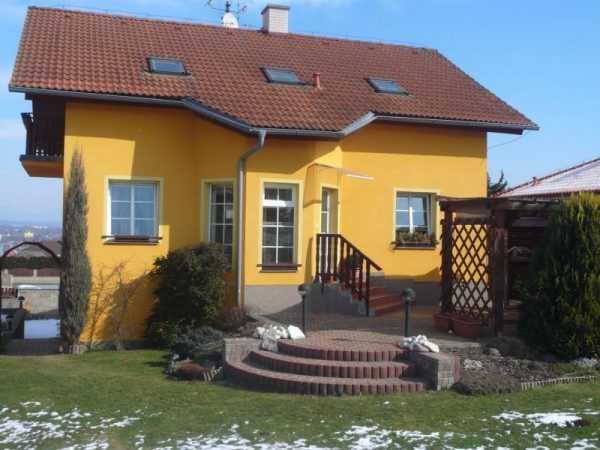 Дом в Чехии