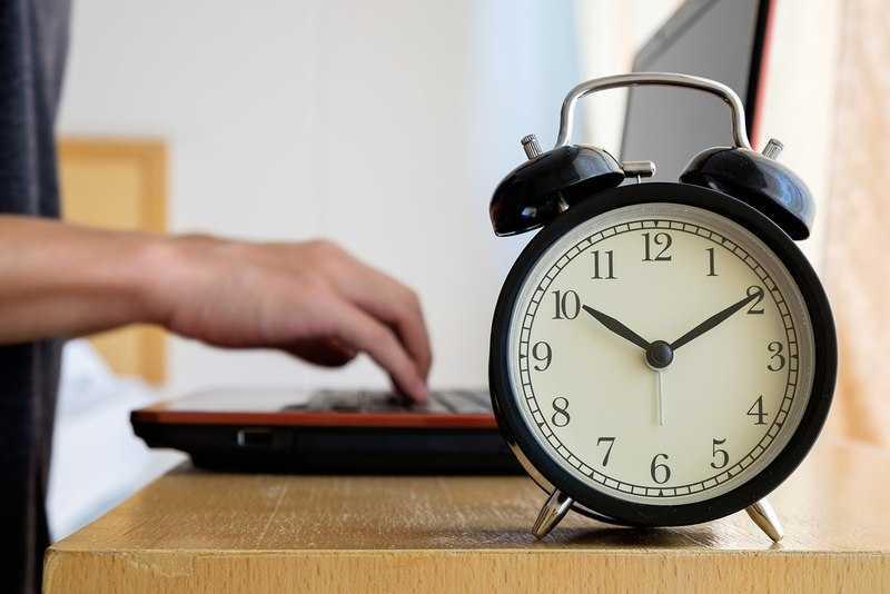 Особенности оформления 8-часового рабочего дня