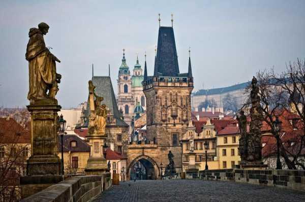Город в Чехии