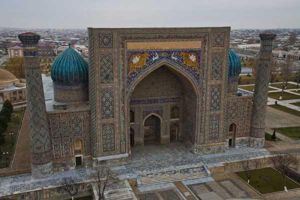 Мечеть в Самарканде