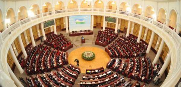 Парламент Узбекистана