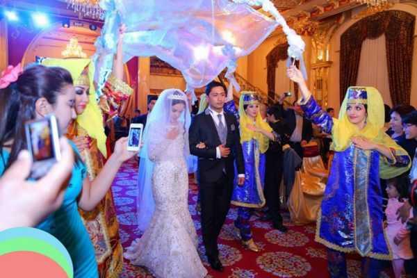 Узбекская свадьба