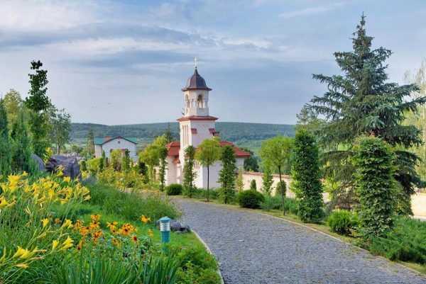 Пейзаж в Молдове