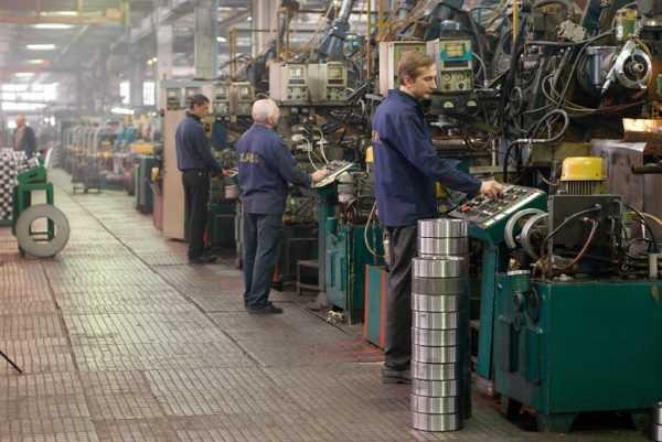 Украинское промышленное предприятие