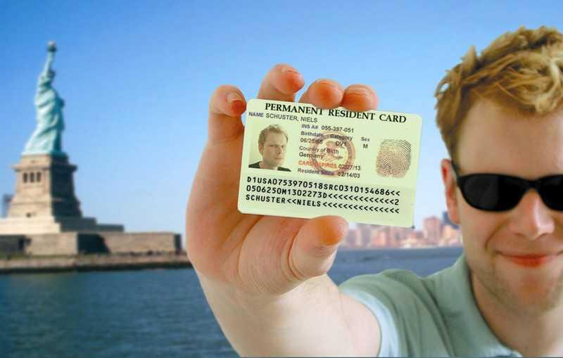 Что делать при выигрыше в диверсификационную лотерею Green Card