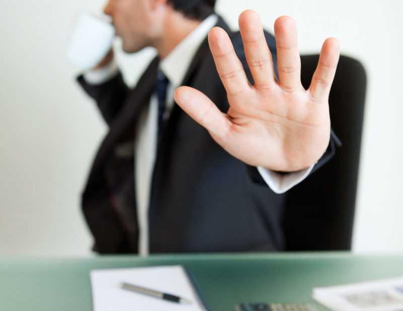 Правила законного отказа кандидату в приеме на работу