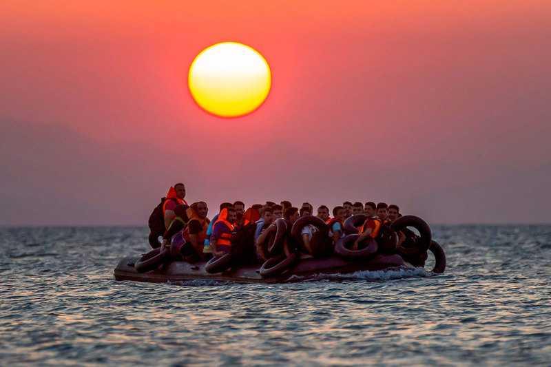 Незаконная миграция: ответственность за организацию, методы противодействия