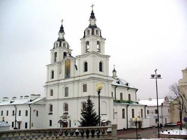 Церковь в Минске