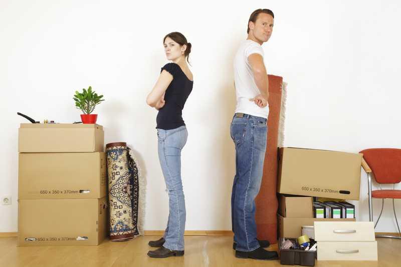 Раздел квартиры при разводе: особенности и порядок