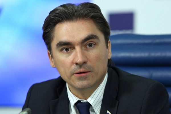 Депутат Андрей Свинцов