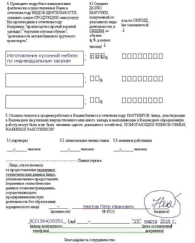 Регистрация ип в статистике 2019 возмещение ндфл сроки после подачи декларации