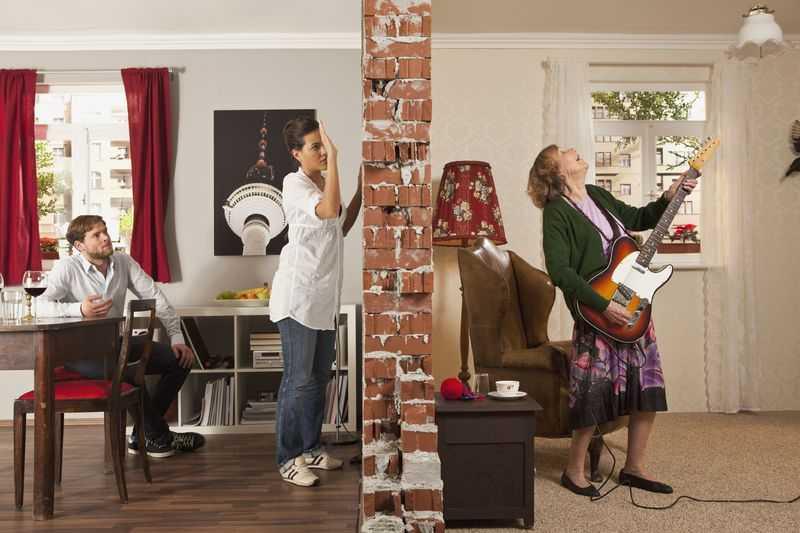 Определение долей прописанных в квартире