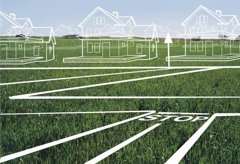 Как разделить земельный участок: способы и правила
