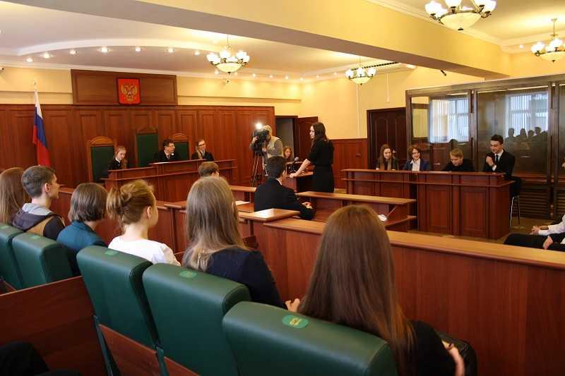 секретарь судебного заседания уголовный процесс
